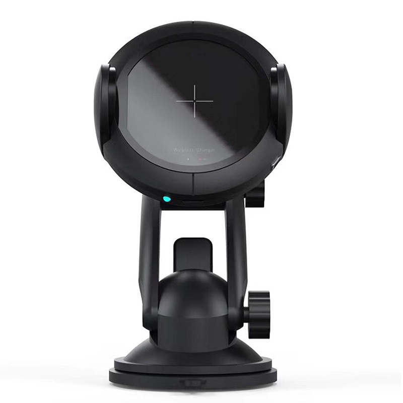 HFES Automatico del Sensore A Infrarossi Senza Fili Caricabatteria Da Auto Mount Air Vent Parabrezza Supporto Del Supporto Del Telefono Per il iphone 8 8 Più di X Samsung s8 S9