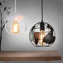 Nordic Moderne Innen Einfache Eisen Kreative Persönlichkeit Corridor gang Studie Küche Ddining Zimmer Kinder Decke Lampe