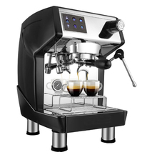 Commercial Office Stainless Steel Material Espresso Coffee Maker Semi-Automatic Machine Kitchen Bar tools