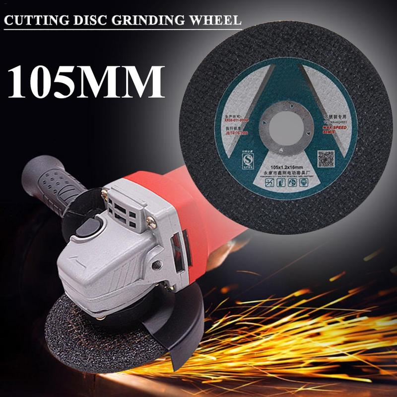 Portable 105mm Resin Cutting Grinding Wheel Disc Concrete Masonry Granite Stone Angle Grinder Tools