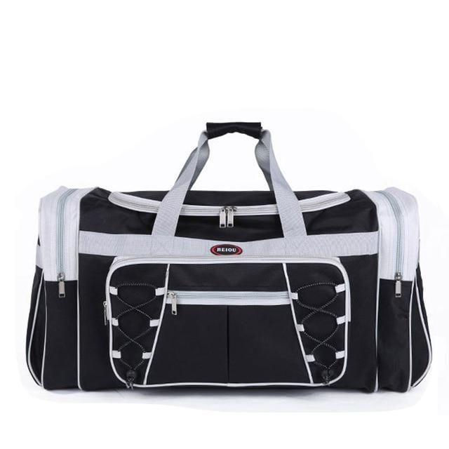 227e69451f Best Offers Sac Dufflel Large Luggage Nylon Handbags Travel Bags For  Outdoor Men Bag Tas 2019 Waterproof Women Sport Gym De Traveling Sack