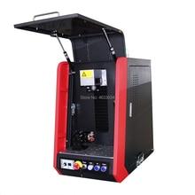 Автоматическая Лазерная маркировочная машина 20 Вт 30 50 Вт для производства, MFD логотип серьезный номер печати на пластиковой упаковке