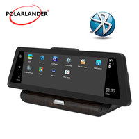 Android 5.1 ADAS driving recorder GPS navigation Bluetooth wifi 10 inch center console 4G HD car