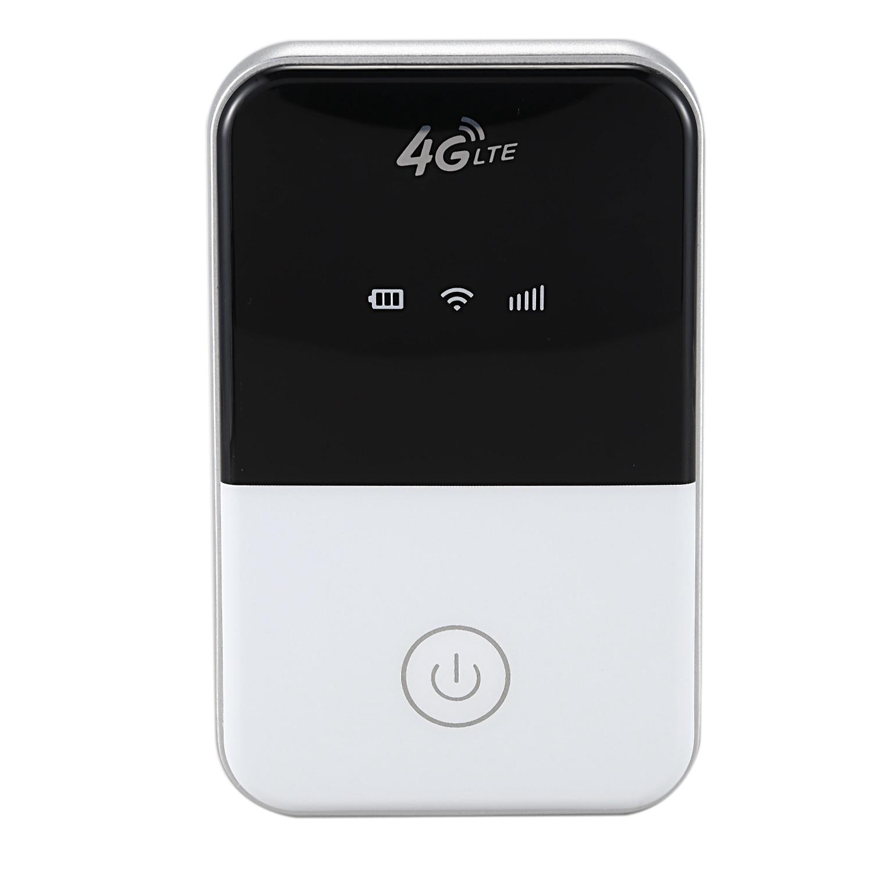 HOT-4G routeur wifi mini routeur 3G 4G Lte Sans Fil Portable Poche Wi Fi Mobile Hotspot routeur wifi Avec Sim emplacement pour cartes De Voiture