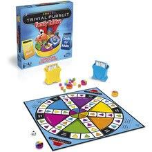 Семейная игра Hasbro Gaming Тривиал Персьюит