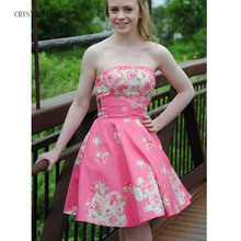 Buy floral pattern cocktail dresses and get free shipping on AliExpress.com 480cd1a7d730