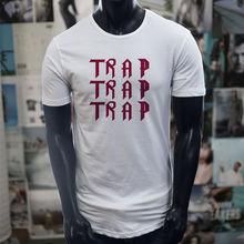Verano de 2019 de los hombres de la marca Homme ropa de marca para los  hombres trampa Hip Hop música Rap blanco para hombre Cami. 960a5e55c38