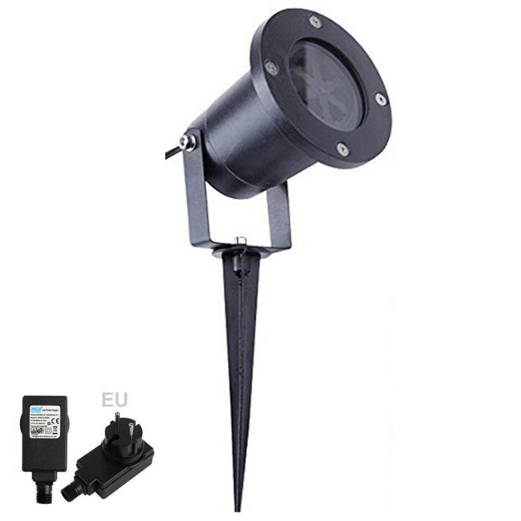 etc Party Projection Snowflake Lights Garden Lights 12V Christmas IP65 6 Outdoor Outdoor W 300mA Waterproof Lawn LED 4etc Party Projection Snowflake Lights Garden Lights 12V Christmas IP65 6 Outdoor Outdoor W 300mA Waterproof Lawn LED 4