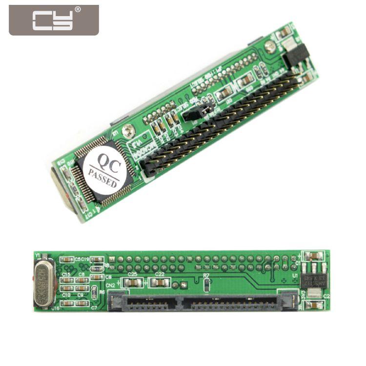 CYSM  SATA Female To IDE 44Pin Adapter Converter PCBA For Laptop & 2.5