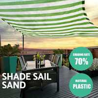Sun Shade Net Green 3 needles Mesh Fabric Plastic 75% UV Protection Jardin Plant Pare soleil Net Rectangle 200x200cm