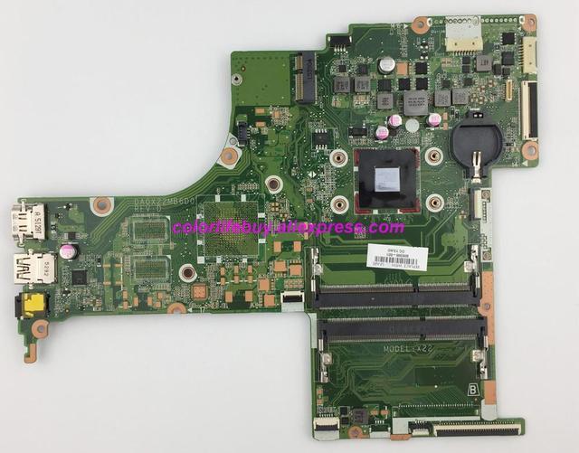 حقيقية 809398 601 809398 501 809398 001 واط A6 6310 CPU DA0X22MB6D0 اللوحة الرئيسية ل HP 17 G سلسلة 17Z G000 الكمبيوتر المحمول