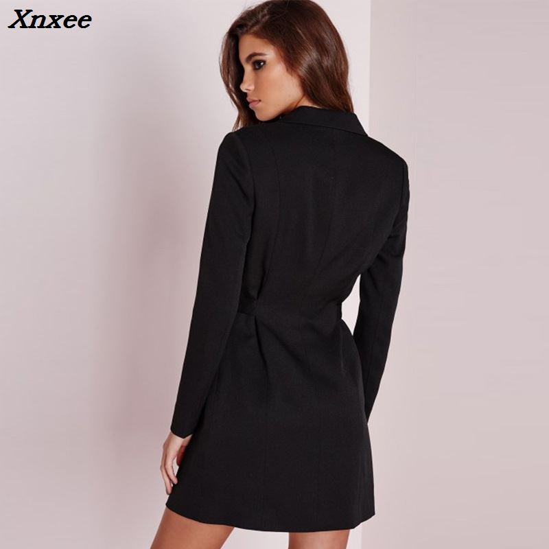 Women's Business Suits Blazer With Belt V Neck Long Sleeve Coat Office Work Wear Female Outerwear Spring Autumn Slim Clothing