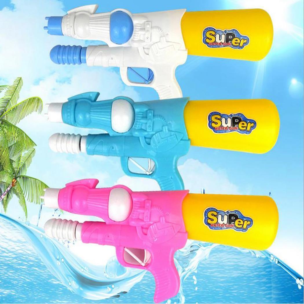 Children Summer Outdoor Sand Beach Interactive Beach, Garden Game Spray Water Kids Toy Water Gun Shooter