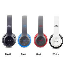 8498512930174d Multifunctional P47 Stereo Bluetooth Earphones Music Innovative Head  Mounted Bluetooth Headphone Hands-Free Game Mic · 4 Colors Available