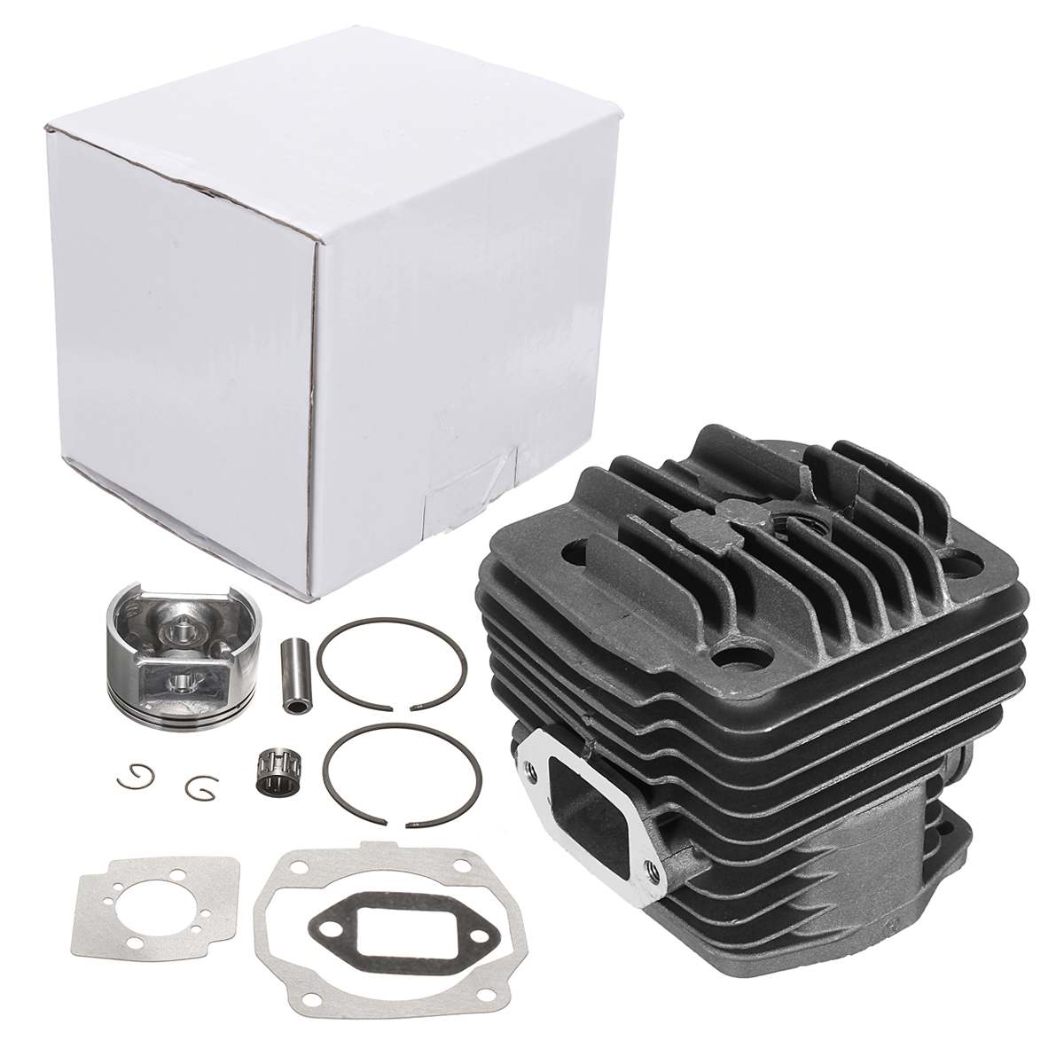For STIHL TS400 4223 0201200   Cylinder Piston Gasket Bearings Top End Rebuild Kit Chainsaws