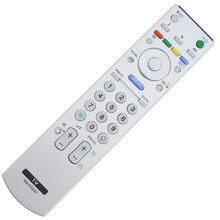 1pc Plastic Remote Control For Sony TV RM-GA008 RM-YD028 RME