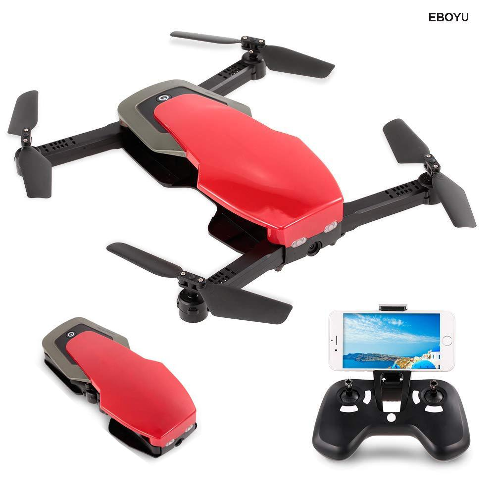 Beautiful Wltoys Q636-b Wifi Fpv Drone 720p Hd Camera Foldable Selfie G-sensor Optical Flow Positioning Altitude Hold Rc Quadcopter Drone Last Style Remote Control Toys