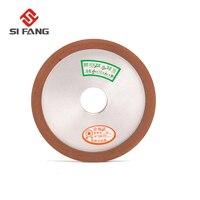 Aletler'ten Taşlama Tekerlekleri'de 150mm elmas taşlama tekerleği Kalemtıraş Değirmeni Reçine Bağlı Disk 150/240/320/400 Grit Kesici Alet Karbür metal