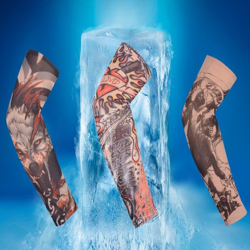 Klug Dropship 2019 Neue Sommer Mode Einfache Auf Tattoo Arm Sleeves Kit Neue Mode Sonnencreme Arm Ärmeln Zu Abdeckung Tattoos Frauen Männer