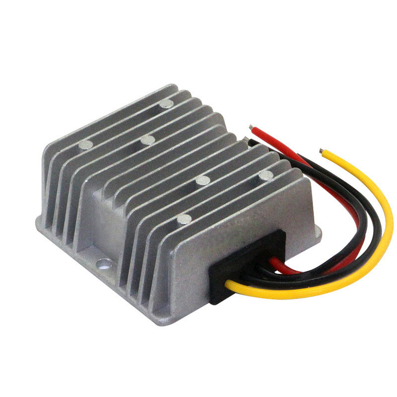 DC-DC 60V to 12V 10A 120W Power Converter Step Down-buck Module IP67 Waterproof Power Supply 74x74x32mmDC-DC 60V to 12V 10A 120W Power Converter Step Down-buck Module IP67 Waterproof Power Supply 74x74x32mm
