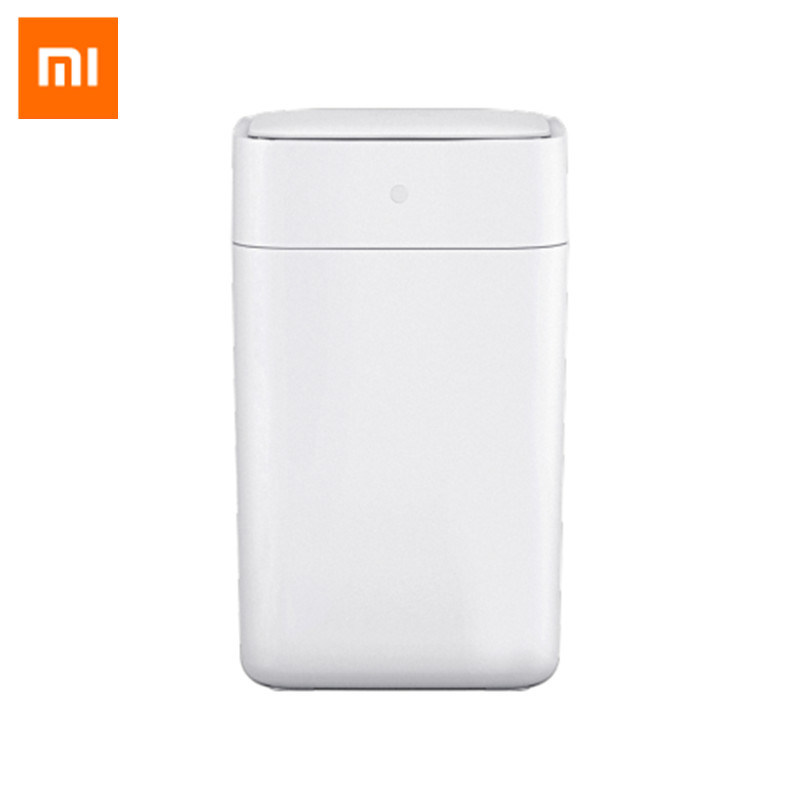Original Xiaomi Mijia Townew T1 Smart Trash Can Motion Sensor Auto Sealing Led Induction Cover Trash 15.5l Mi Home Ashcan Bins Strengthening Waist And Sinews Home Appliance Parts