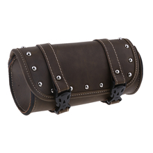Motorcycle Universal Windshield Tool Kit Riding Bag Storage High Quality Leather Durable Waterproof