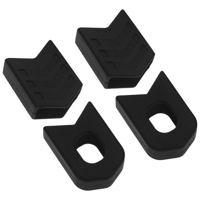 4Pcs Bicycle Non-slip Chainwheel Crank Protector 8