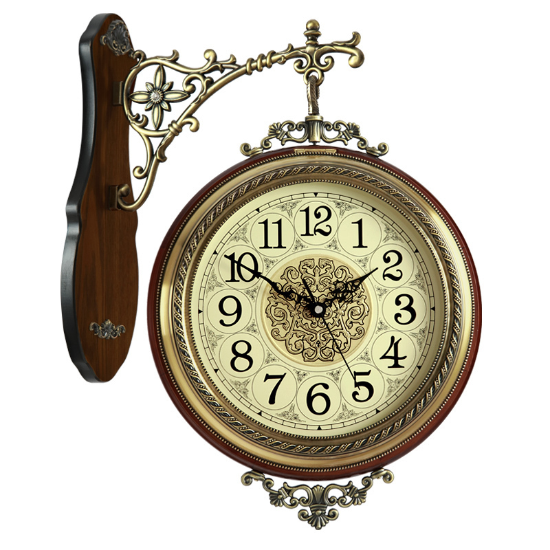 Chic Wandklok accessoires décoration d'intérieur Moderne Design Confiture Dinding Klok Saat Reloj Pared Horloge Murale Numérique Horloge murale
