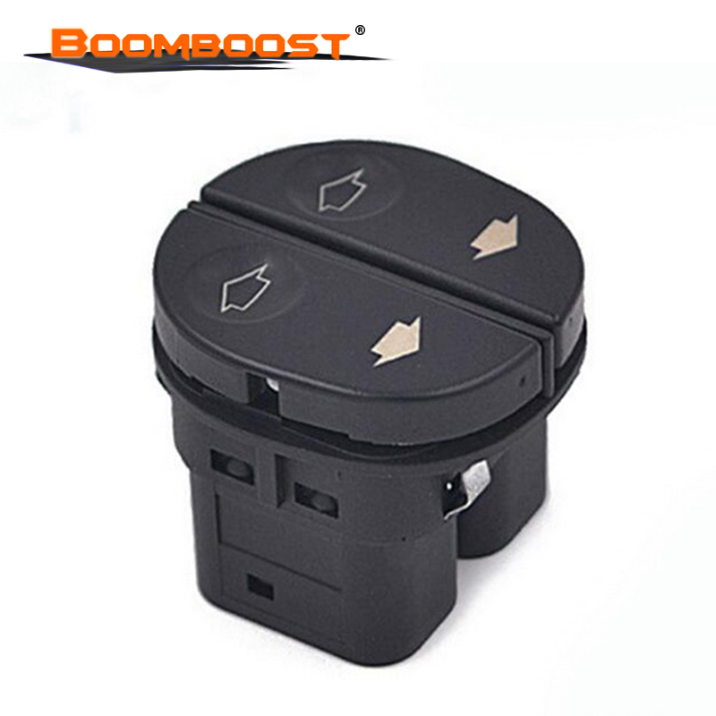 96FG14529BC Drive Side Power Window Switch fit for <font><b>Ford</b></font> Fiesta <font><b>Fusion</b></font> Transit Tourneo 2002 2003 2004 <font><b>2005</b></font> 2006 2007 2008 image