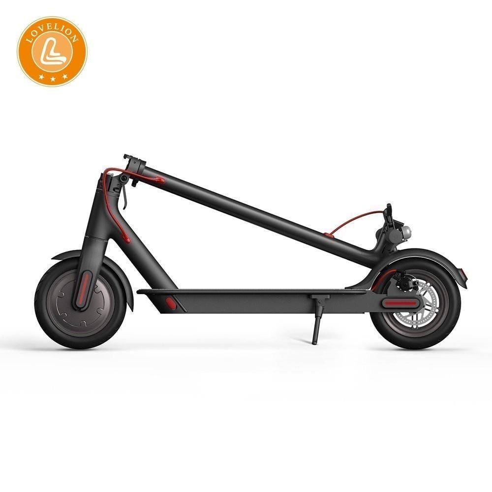 Scooter électrique rapide pliable intelligent de planche à roulettes de scooter de puissance électrique de LOVELION