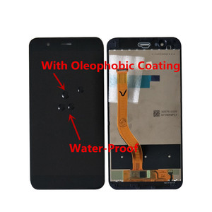 """Image 4 - 5.7"""" Tested M&Sen For Huawei Honor V9 Honor 8 Pro DUK L09 DUK AL20 LCD Screen Display+Touch Panel Digitizer With Frame"""