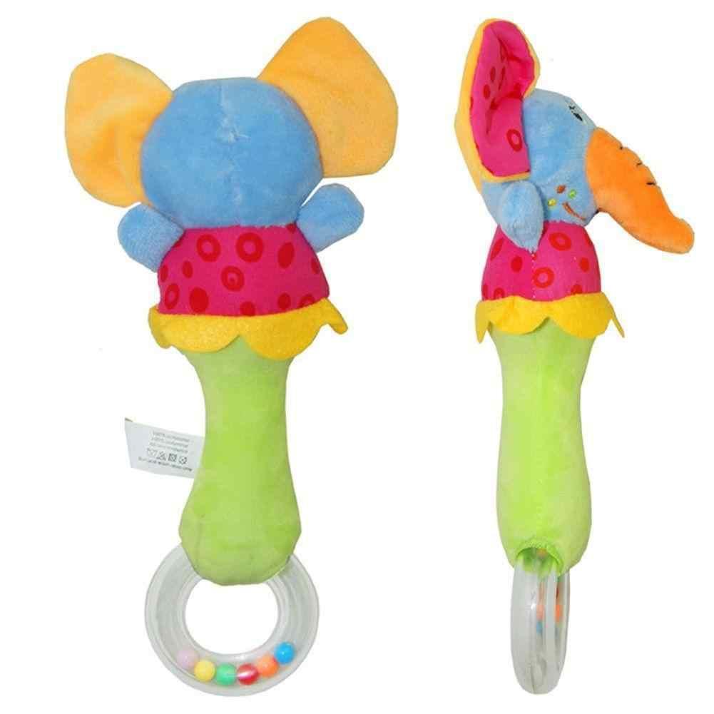 Мультяшные животные младенческие игрушки Мобильный ребенок плюшевые Sozzy кровать Колокольчик колокольчик для бубенцов игрушка коляска кровать колокольчики