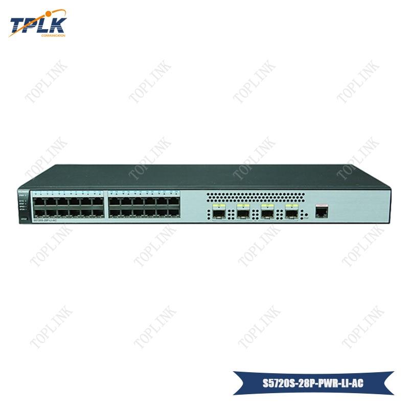 US $538 00 High quality Hua wei S5720S 28P PWR LI AC gigabit