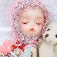 1/8 Mong Secretdoll Fullset BJD SD Boneca Cabeça Modelo de Corpo Aberto ou Dormir Meninos Das Meninas Do Bebê de Alta Qualidade Loja de Brinquedos figuras de resina