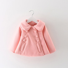 Spring Baby Boy Winter Coat Jackets Girls Outerwear Hoodies