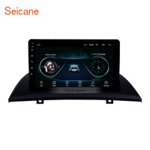 Seicane Android 8,1 2din автомобильный gps navi головное устройство плеер для 2004 2005 2006-2012 BMW X3 E83 2.0i 2.5i 2.5si 3.0i 3.0si 2.0d 3.0d