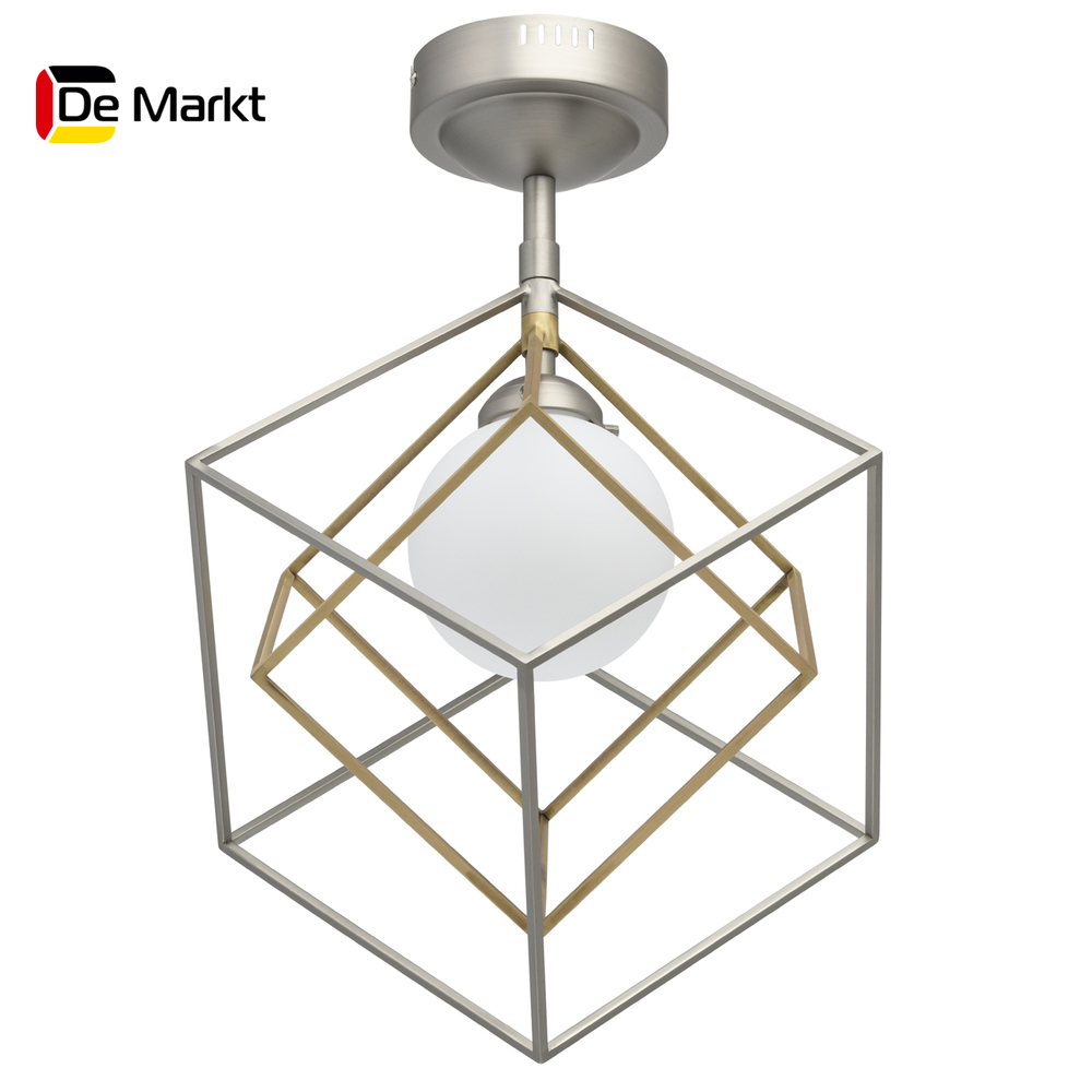 Chandeliers De Markt 726010301 ceiling chandelier for living room to the bedroom indoor lighting Chandelier морозильная камера beko rfsk266t01w белый