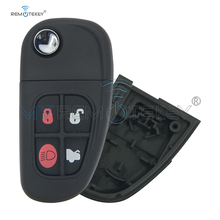 remtekey nhvwb1u241 folding remote key fob 4 button 434mhz for jaguar x s xj xk Remtekey NHVWB1U241 Flip remote key shell case cover FO21 profile for Jaguar X S XJ XK 4 button 1X43 15K601 AE