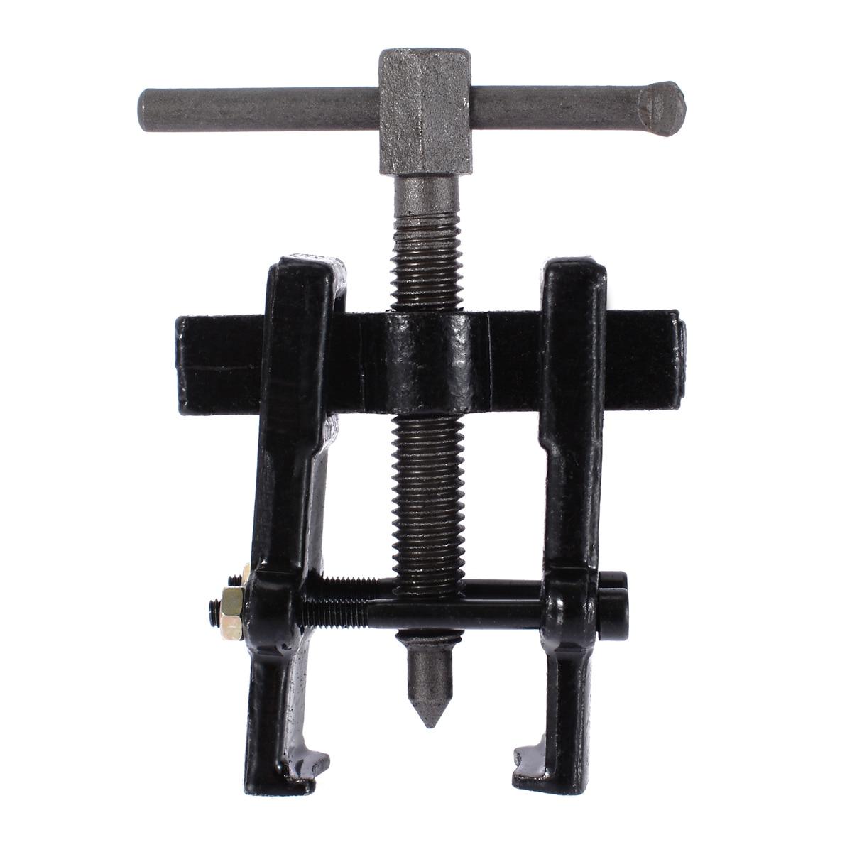 "Купить с кэшбэком New Two Jaw Gear Pulley Bearing Puller Set for Car Installation Remover Hand Tool Kit 2"" 4"" 6"" Small Leg Large Mechanics"