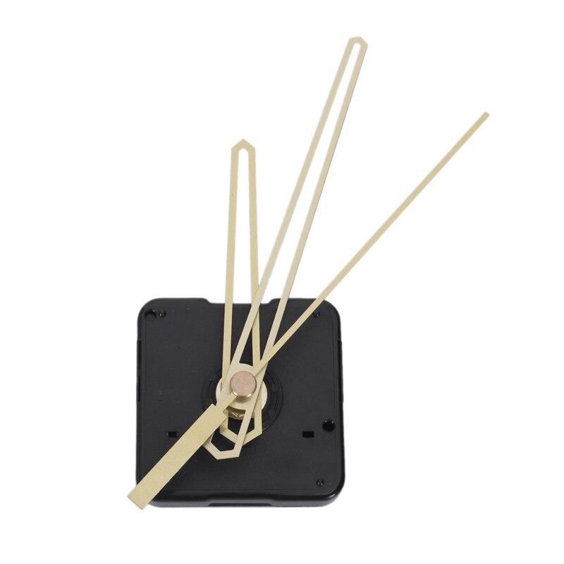 Quartz Clock Movement Mechanism Hands Wall Repair Tool Parts Silent