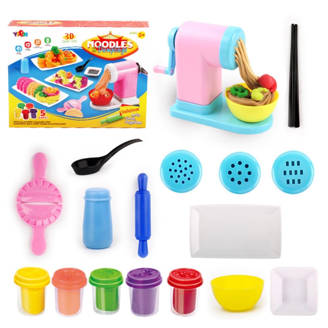 Baby Developmental Baby Toys 6pcs Child Kitchen Utensils Cooking Pretend Play Set Tableware Food Fruit Toys J Zeanaglow Com