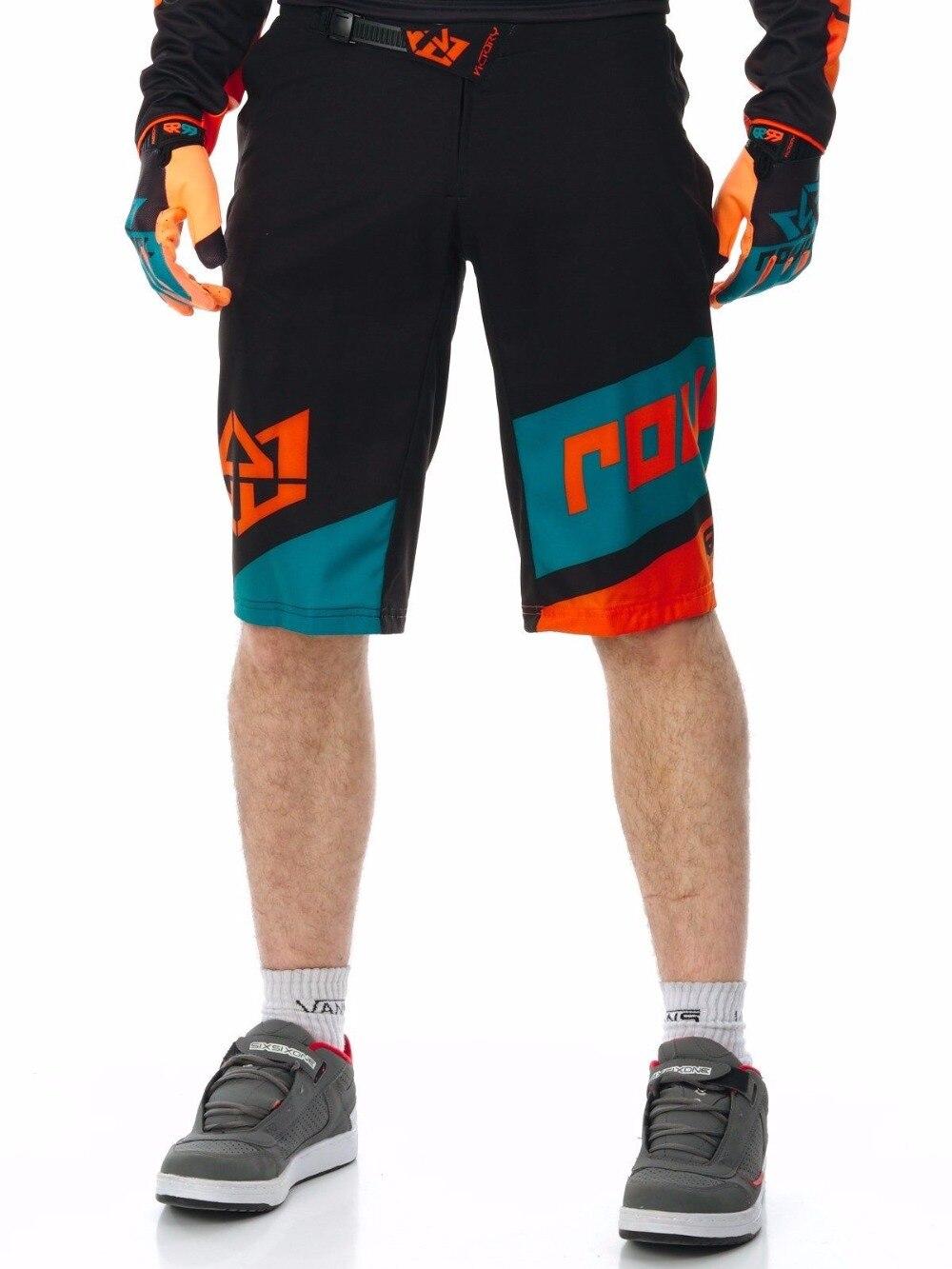 Nieuwe 2019 Royal Racing Motocross Broek Motorfiets Shorts Fiets Downhill Mtb Atv Mx Dh Mountainbike Shorts Off-road Korte Broek Kan Herhaaldelijk Worden Omgedraaid.