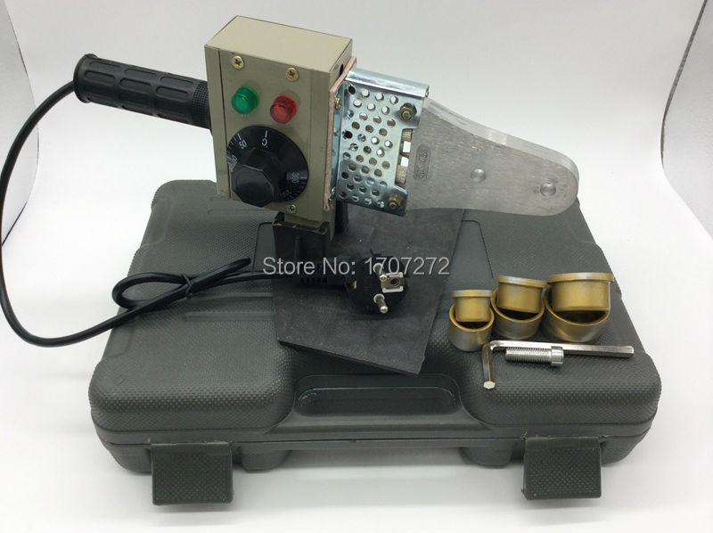 Hot Sale Temperature Controled PPR  Welding Machine, Pvc Welding Machine AC 220V 600W 20-32mm Machine For Plastic Pipes