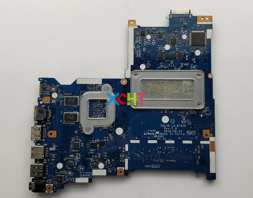 Image 2 - for HP Notebook 15 AY Series 903791 001 903791 601 w 216 0867071 R5M1 30/2G SR2ZU I5 7200U CPU CDL50 LA D707P Motherboard Tested-in Laptop Motherboard from Computer & Office