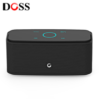 DOSS DS 1681 Touch Wireless Portable Bluetooth Stereo Speaker 12 Hours 55dB Mini Player