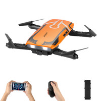RC Mini Drone FuriBee H818 Remote Control Quadcopter With 2.0MP HD Camera Dron WiFi Camera RC Helicopter vs JJRC H37 Toys Gift