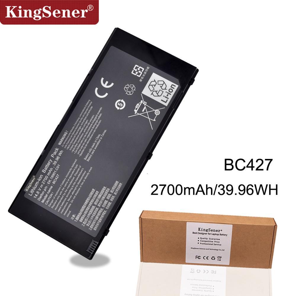 KingSener Yeni BC427 MSI Olivetti OliBook S1350 EK.18901.C01, EK.18901.C04 14.8 V 2700 mAhKingSener Yeni BC427 MSI Olivetti OliBook S1350 EK.18901.C01, EK.18901.C04 14.8 V 2700 mAh