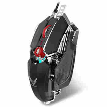 Zerodate Ld-Ms500 4000 Dpi Usb Wired Competitive Gaming Mouse