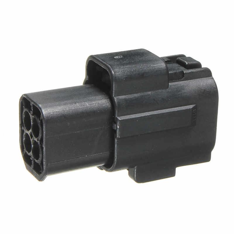 KROAK 10 шт. 4 Pin 4 способ герметичный водонепроницаемый соединитель проводов штекер Авто опломбированный, электрический набор автомобильный разъем для грузовиков