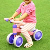 Baby Balance Bike Bicycle Children Walker 10 Month 36 Months No Pedal Balance Car Infant Toddler First Birthday New Year Gift